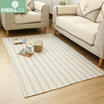Harga Modern minimalist cotton entrance balcony carpet