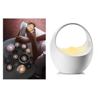 Philips 31007 Intimate LED Candle White (2 Pack)
