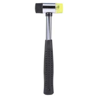 Harga 25mm Rubber Double Sided Work Glazing Window Beads Hammer Head Soft Mallet Tool - intl