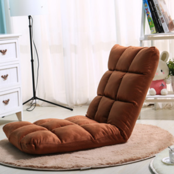 Harga Lazy Sofa (Pure Brown)