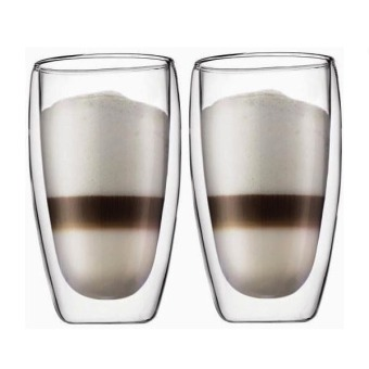 Harga Shimmers Danish Style Double Layer Cups (Large)