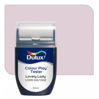 Harga Dulux Colour Play Tester Lovely Lady 10RR 68/068
