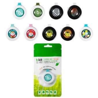 Harga Bikit Guard Clip Type Mosquito Repellent - Korea Imported