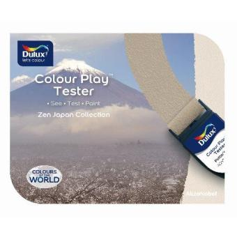 Harga Dulux Colour Play Tester Colours Of The World - Zen Japan