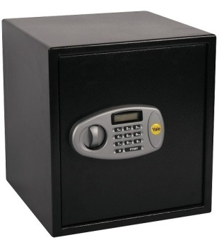 Harga Yale YSS/380/DB2 File Safe Black