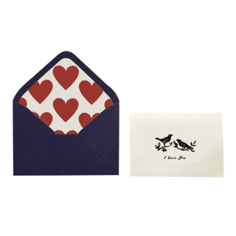 Harga Shoppy Greeting Card (I love you)