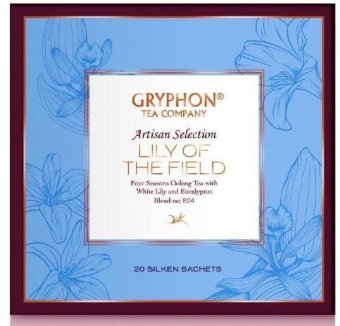 Harga Gryphon Lily of The Field Tea 20's x 2box