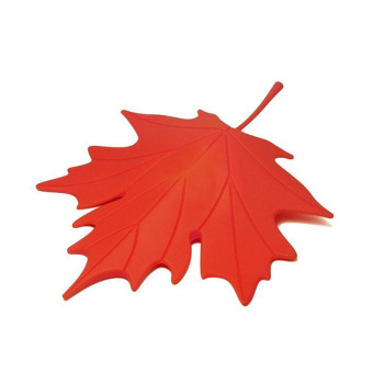 Harga PAlight Finger Safety Maple Leaf Door Stop Stopper (red)