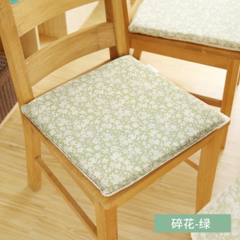Harga Solid color Japanese-style wind cushion dining chair cushion summer tatami cushion futon multi-purpose pad