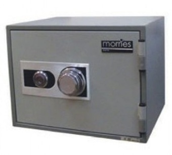 Harga Morries Fire Resistant Dial Safe Box-28kg MS-16S