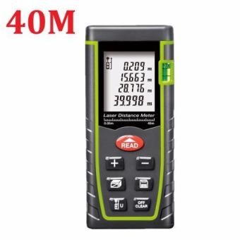 Harga 40M Laser Distance Meter Range Finder Build Test Tool - intl