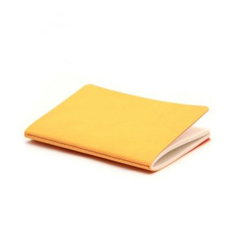 Harga Ciak Appuntino Dotted Slim Notebook 12x17 cm - Yellow
