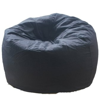 Harga Winning Adult Size Tear-drop design Beanbag (Black)