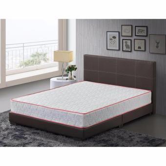 Harga Nova R7 5 ft Bed Frame with 5 ft Spring Mattress (Queen)