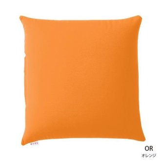 Harga Mogu Square 45 Cushion Cover Orange