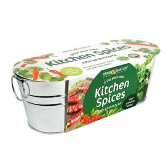 Harga Paris Garden Windowsill Oval: Kitchen Spices