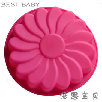 Harga Large pumpkin mold soap jelly pudding mold silicone kitchen tool baking pan cake baking supplies