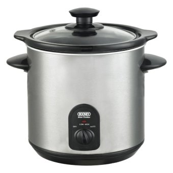 Harga Booney 3.5L Multi-Purpose Electric Slow Cooker BSC36R Silver