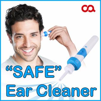 Harga OA KOREA Safe Portable Vacuum Ear Cleaner Earwax Removal - intl