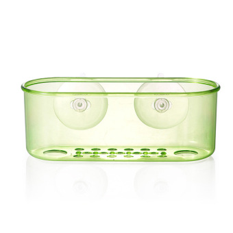 Harga The New Transparent Kitchen Sponge Dish Holder Holds The Bathroom of The Soap Storage Container Green