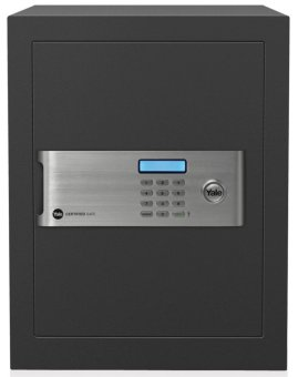 Harga YSM/400/EG1 - Yale Certified Digital Safe Box Professional (Large)