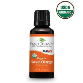 Harga Plant Therapy Organic Sweet Orange Essential Oil 30ml
