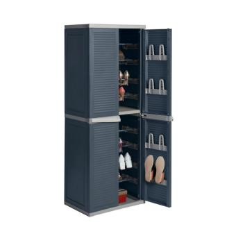 Harga Allibert Tall Shie Cabinet