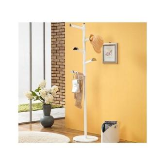 Harga Living Star Coat Rack ( White)