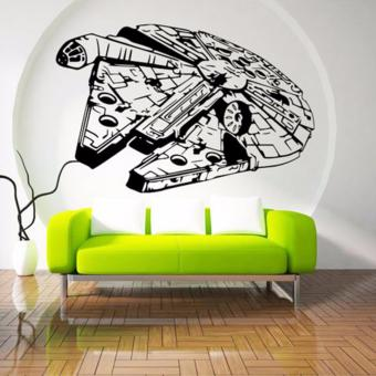 Harga Star Wars Wall Decal - Millenium Falcon