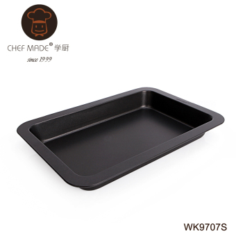 Harga Chefmade school kitchen nonstick brownie baking mold 11 inch rectangle cake pan mold