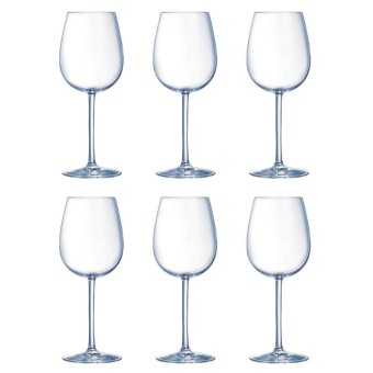 Harga Chef and Sommelier OENOLOGUE EXPERT Wine Glass 73cl, 6pcs