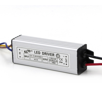 Harga CHEER Aluminum 30W LED Driver Adapter AC 110-265V TO DC 20-39V DC Switch TY-0087 - intl