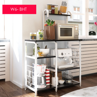 Harga Kitchen Rack (Model: W6 - BHT)