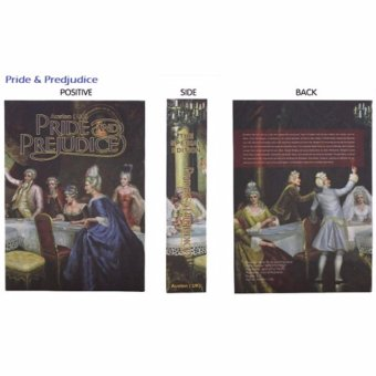 Harga Metal Case Creative Book Safe with Lock-Pride & Prejudice