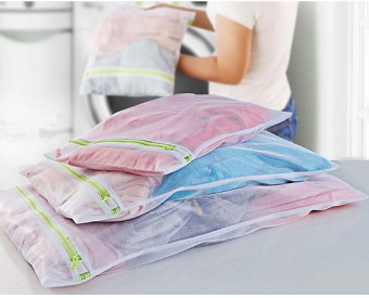 Harga Anti-Winding Deformation easy to washing machine laundry bag