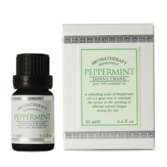 Harga Donna Chang Peppermint 100% Pure Essential Oil 10ml