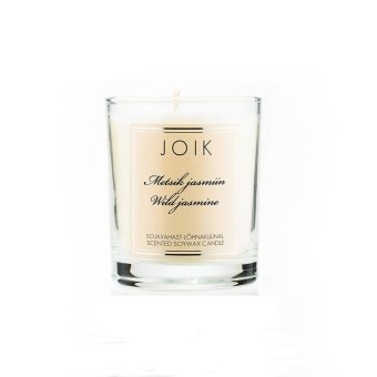Harga JOIK Soy Wax Scented Candle (Wild Jasmine)