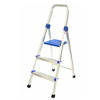 Harga Winsir Aluminium Household 3 Steps Ladder