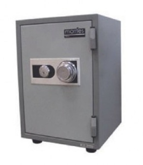 Harga Morries Fire Resistant Dial Safe Box-46kg