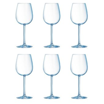 Harga Chef and Sommelier OENOLOGUE EXPERT Wine Glass 45cl, 6pcs