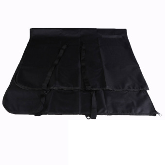 Harga Washable Waterproof Pet Dog Cat Rear Back Seat Cover for Car Vehicle Black