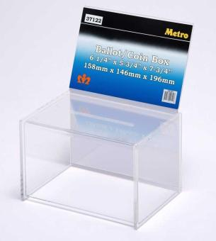 Harga Metro 37122 Ballot/Collection Box