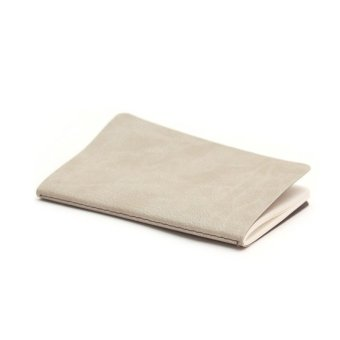 Harga Ciak Appuntino Dotted Slim Notebook 9x13 cm - Tan