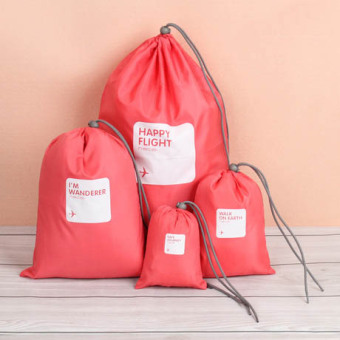 Harga Cute waterproof portable finishing bag