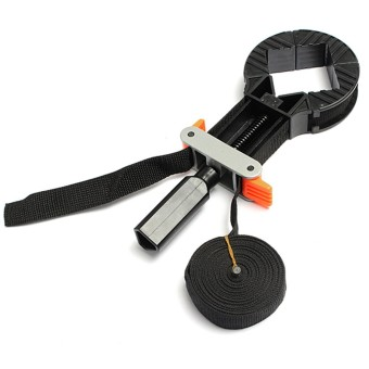 Harga Rapid Corner Clamp Band Strap 4 Jaws For Picture Frame Holder Woodworking Drawer - Intl