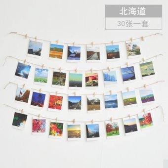 Harga Cool rope American clip shop photo wall