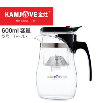Harga Kamjove/kamjove tp series tea cup elegant cup Glass filter tea pot tea cup