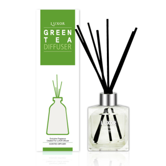 Luxor Aroma Reed Diffuser Green Tea 200ml Bottle + 5 Reed Sticks Price in Singapore