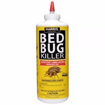 Harga Harris Bed Bug Killer Diatomaceous Earth 8OZ