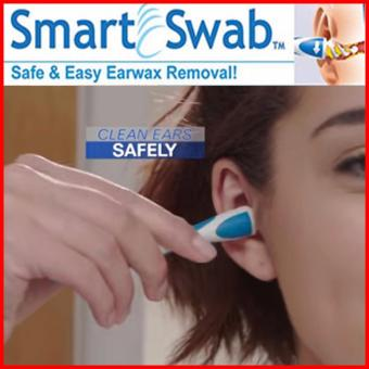 Harga Smart Swab Safe Portable Vacuum Ear Cleaner Earwax Removal - intl